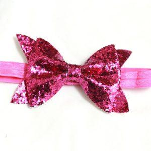 Cookiie Baby Headband Sparkle Pink