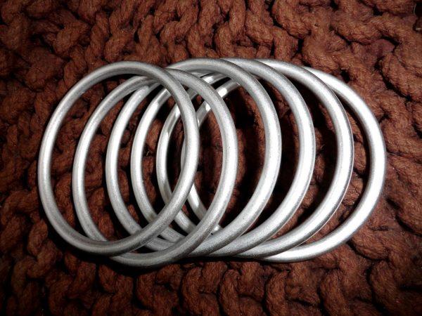 Sling Rings - Silver