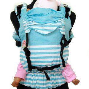 Cookiie Baby Carrier - Linen Yoga