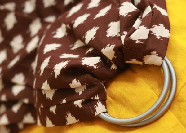 Cookiie Ring Sling - Cotton baby carrier