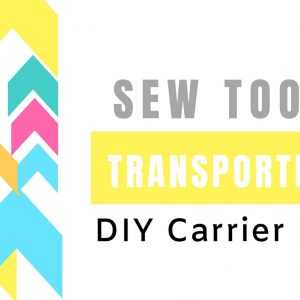 Sew Toot Doll Carrier