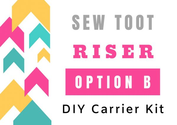 Sew Toot Baby Carrier Supply Kit
