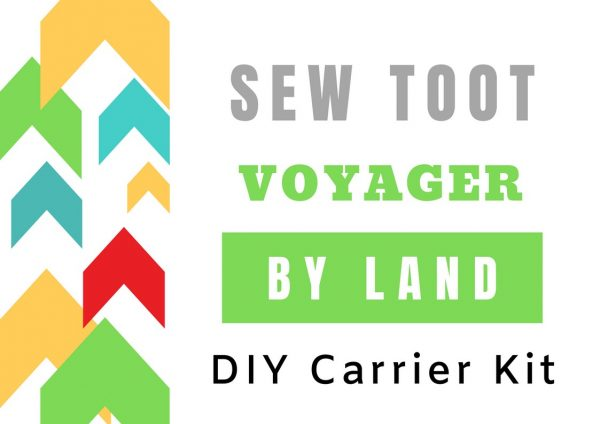 Sew Toot Supply kit Baby Carrier